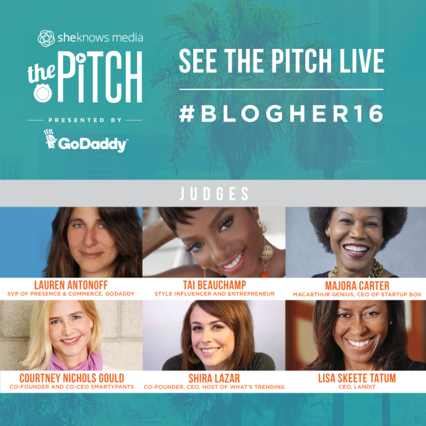 BlogHer16 brings together a fantastic force of female entrepreneurs with their eye on the prize