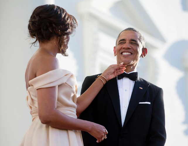 Michelle Obama's Birthday Message For Barack Will Make You Feel All Warm Inside