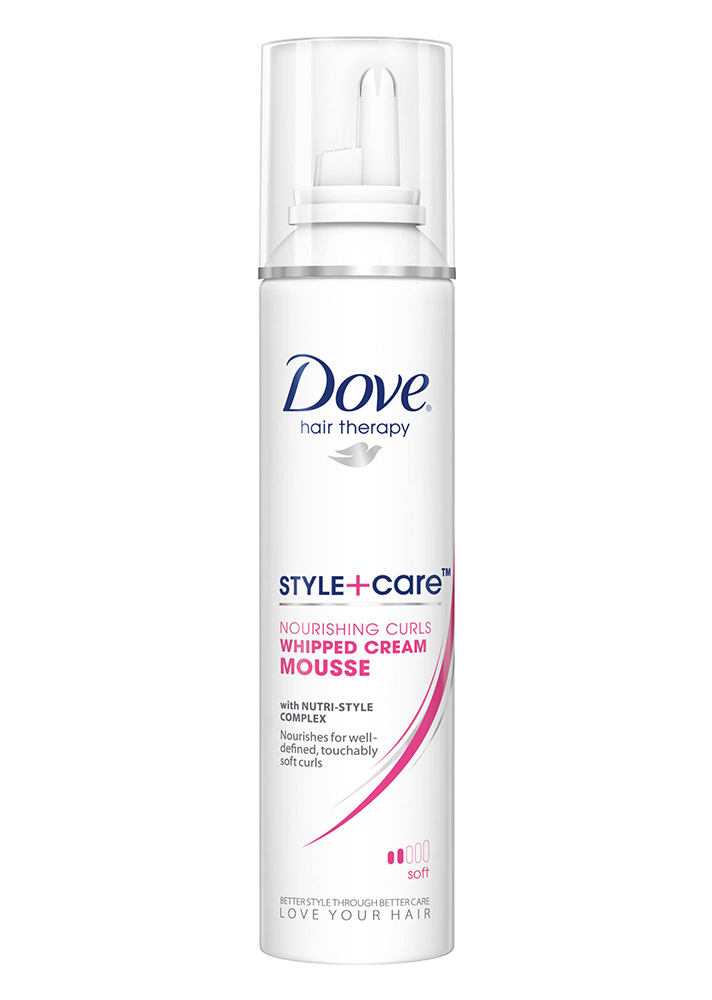 The best mousse to use on every hair type